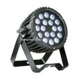 LED Vello stade en plein air de lavage par, vous pouvez lumineux (DEL PSD218II)