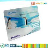 HUAYUANスマートなMIFARE DESFire EV1 2K 4K 8K RFID IDのカード