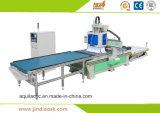 온건한 중국 E300 중첩 CNC 기계로 가공 센터 CNC 대패