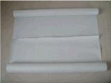 De naald sloeg Witte Gemakkelijke Kleverige die Schilder met PE Film wordt gevoeld