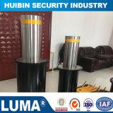 Poteau d'amarrage automatique de constructeur fixe d'acier inoxydable
