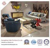 Kreative Hotel-Gaststätte-Möbel mit Gewebe-Drehlehnsessel (YB-0220)