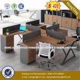 Forniture di ufficio della stazione di lavoro dello scrittorio della Tabella del calcolatore della libreria del laboratorio del personale del banco (HX-8NE2639)