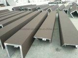 Partition de l'atelier personnalisé Bureau d'aluminium métallique mur rideau en plein air extérieur