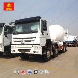 HOWO 8X4 12-16cmbのコンクリートミキサー車のタンク車