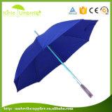 昇進のギフトのためのLEDのフラッシュライトが付いている中国卸し売りLEDの傘