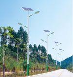 20W-200W de zonneBatterij van het Lithium van de Straatlantaarn in ZonneLicht