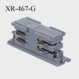 Connecteur droit intégré de projecteur de piste de fils de l'universel 4 (XR-467)