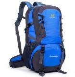 Sport di nylon blu impermeabili esterni all'ingrosso che fanno un'escursione lo Zaino dello zaino