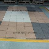 옥외 중단 장소 또는 주차장을%s 세라믹 침투성 포장 도로 벽돌 또는 포장 기계 또는 포장