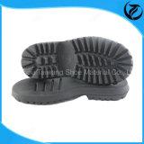 Solas coloridas customizáveis das sapatas da dureza elevada com certificação do GV