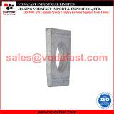 La norme DIN 6917 High-Tensile Wedge-Shaped carré la rondelle de boulon précontraint sur I Profil
