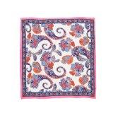 various Color Digital Print 100%女性絹のスカーフ