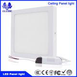Rundes LED Panel des Deckenverkleidung-Licht-beleuchten unten