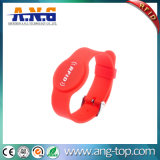 Justierbares NFC passives RFID Silikon-Armband