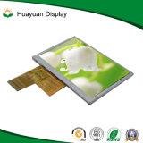 4.3 módulo legível do painel TFT LCD do LCD da luz solar da polegada