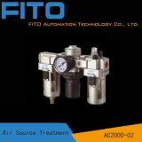 Élément pneumatique de préparation d'air de haute performance (FRL)
