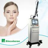 Laser fracionário do CO2 com equipamento Virginal do salão de beleza dos sistemas de tratamento