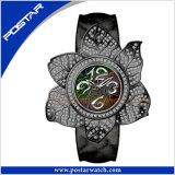 2016 L'ODM Nouveau élégant Rolexable Flower-Shaped Mesdames Femmes quartz watch