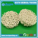 Grande taille de l'alumine filtre en mousse en céramique pour le matériel de filtration de métal