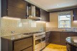 金の砂のスプレー8mmの緩和されたガラスの台所Splashback
