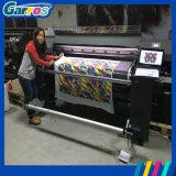Garros Ajet-1601d de rollo a rollo multifunción impresora de tinta Textil de ácido de la correa de la máquina de impresión