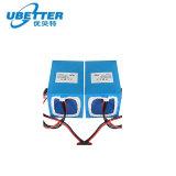 Litio profesional LiFePO4 26650 Batería 24V 6Ah