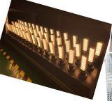 G24 LED Conector macho horizontal de la luz de maíz