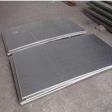 Placa de acero inoxidable del grado 409 para la aplicación automotora