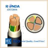 4X35 van het de isolatiealuminium van de aluminiumkabel XLPE de elektrokabel 0.6 KV kabel