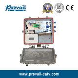 CATV Fttc FTTB Rfog outdoor Optical receiver Node