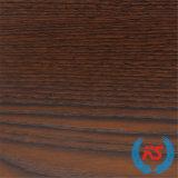 1250mm*2470mm Fraxinus Mandshurica 목제 곡물 멜라민에 의하여 임신되는 종이 (4801-1)