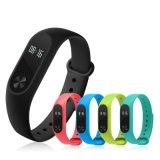 Il filetto nuovo IP67 di m2 impermeabilizza il braccialetto astuto con il Wristband della vigilanza di sport di Bluetooth del pedometro