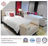 ダブル・ベッド(YB-834)が付いている寝室セットのためのSmarnessのホテルの家具