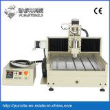 Verwendetes Maschinerie-Holzbearbeitung CNC mini hölzernes Schnitzen