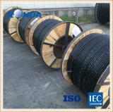 600V 4X25 Câble en aluminium avec isolation XLPE câble électrique fabricant de Shanghai