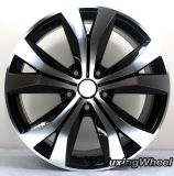 Bordas pretas da roda da liga das rodas de carro da alta qualidade 20inch