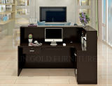 Bureau de réception en bois bon marché petit chaud de vente (SZ-RT017)