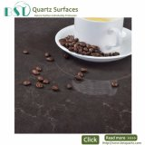 Kaffee Brown mit dem Ader-Quarz-Stein elegant
