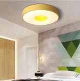 Fornecedor do fabricante para luz de tecto LED usado no quarto, candeeiro de tecto de moda