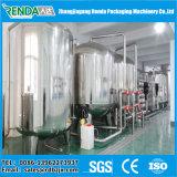 Coste de la planta de la purificación del RO del RO de consumición de la planta de agua/del agua