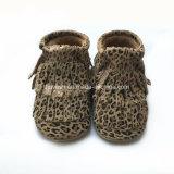 100% Soled мягкой натуральной кожи малыша обувь