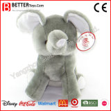 Stuffed soft Animal Plush Elephant Children Cuddle Toy