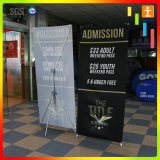 Bandera del soporte de visualización de la publicidad al aire libre X (TJ-28)