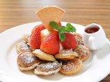 Le néerlandais Mini Pancake Maker gâteau Poffertjes Grill Mini machine à gaufres