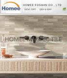 Fournisseur en cristal de mosaïque de salle de bains d'art de souterrain populaire américain en verre de mur