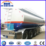3 Axle 40m3 нефтяного танкера/топлива топливозаправщика трейлер Semi