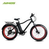 Bafang 750Wモーターを搭載する26インチの脂肪質のタイヤの電気バイク