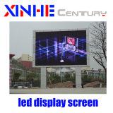 Grande taille de la publicité extérieure étanche Affichage LED P4.81 Location/signer/l'écran