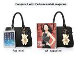 4 PC Handbag set Définit la qualité Top-Handle sac cuir synthétique femmes sac à main